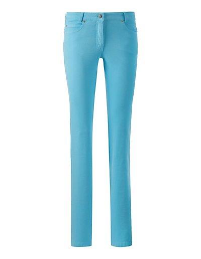 MADELEINE  Jean  M  femme turquoise / bleu