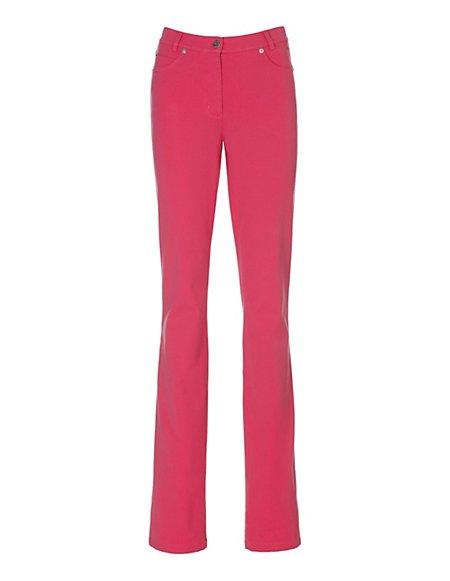 MADELEINE  M-jeans Dames aardbei / roze