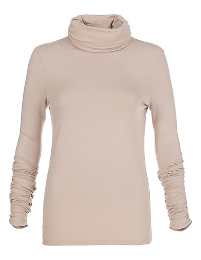 MADELEINE  T-shirt femme mastic / gris