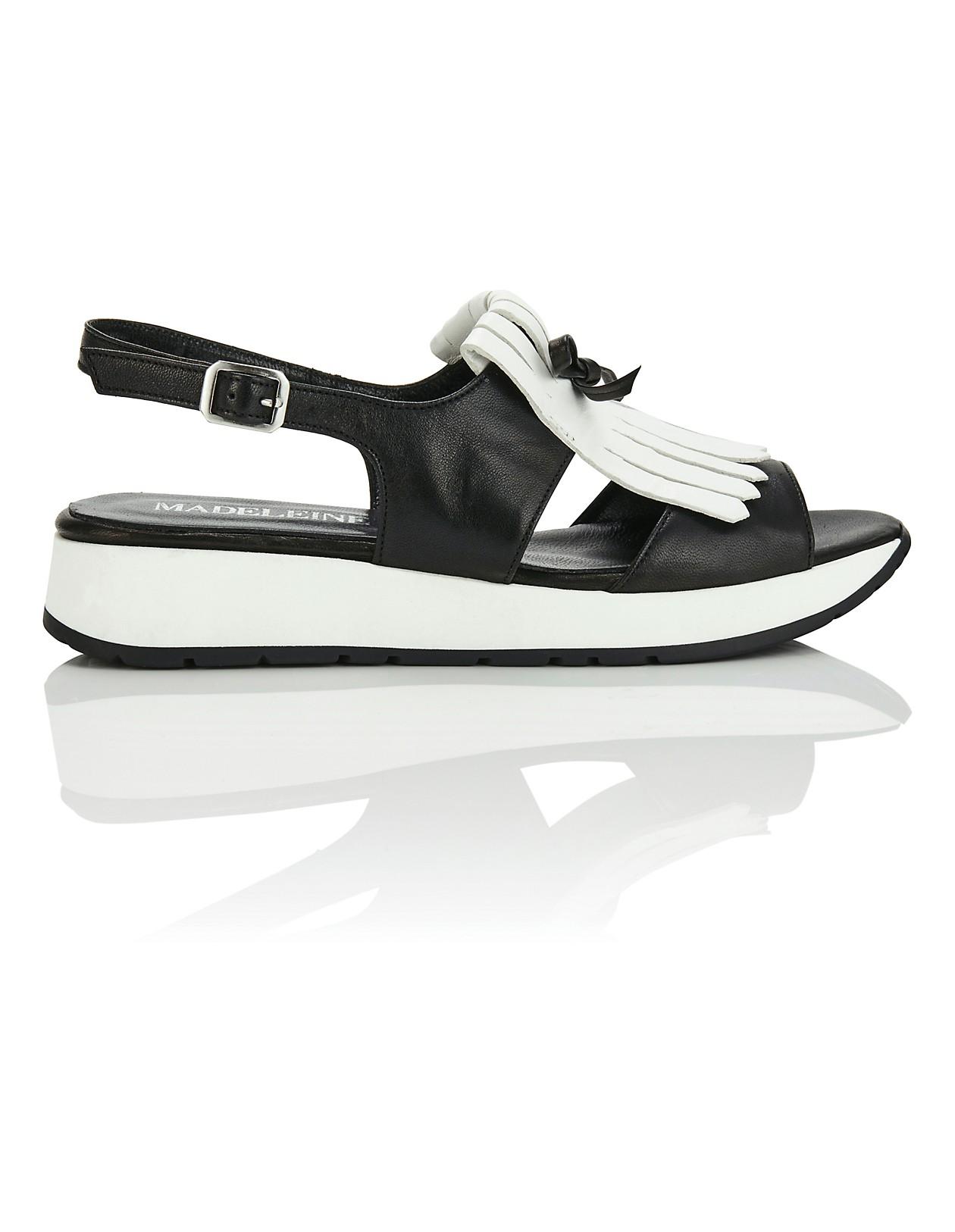 SandalsBlackwhiteBlackWhiteMadeleine Fashion Handmade Fashion Italian Handmade Italian SandalsBlackwhiteBlackWhiteMadeleine Handmade nOwN0m8yvP