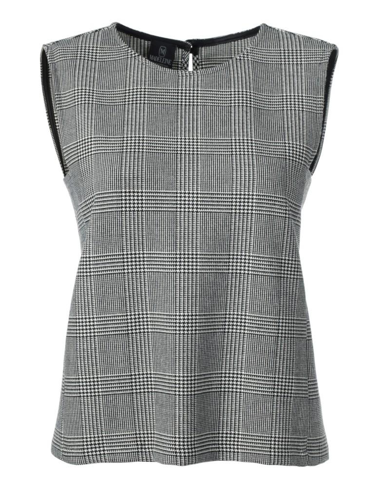 Женские блузки без рукавов купить в интернет магазине