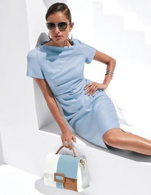 Luxus leinen kleider