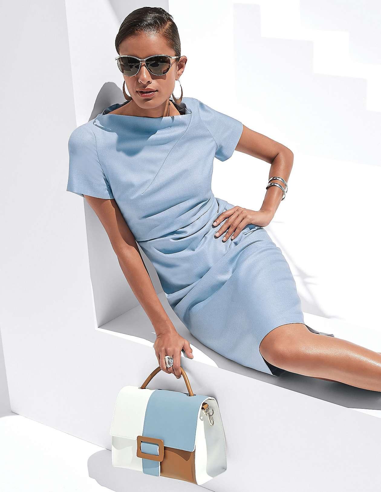 Elegante Kleider Für Stilvolle Auftritte Bestellen Madeleine Mode
