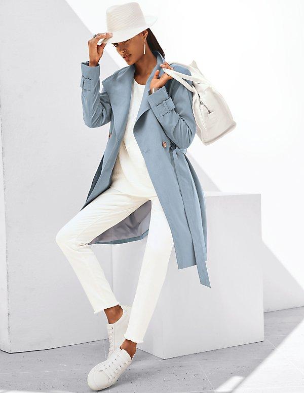 detailed look 96b32 95055 Trenchcoat für Damen online kaufen | MADELEINE Mode