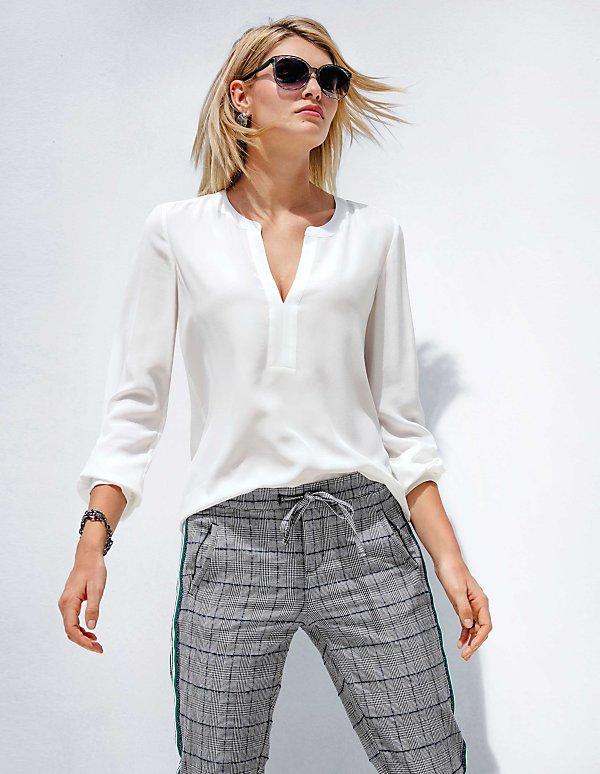 701444ba347fa4 Elegante Blusen für festliche Anlässe online kaufen | MADELEINE Mode