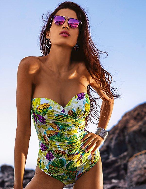 timeless design 2303b 2aa81 Damen-Badeanzug bequem online bestellen   MADELEINE Mode