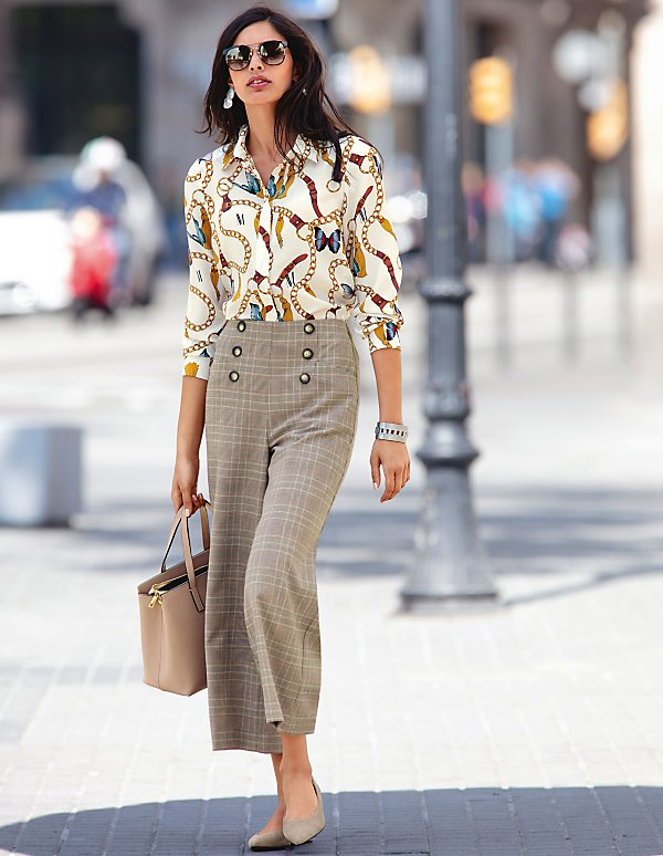 Damenhosen modisch, elegant und schick | MADELEINE Mode
