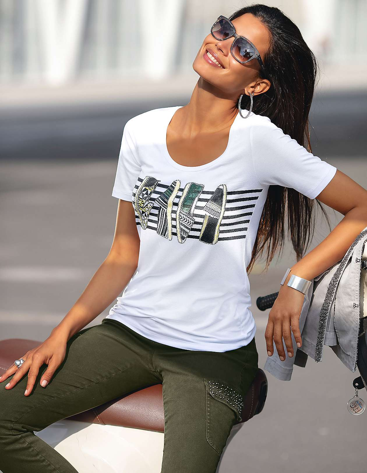 498ad534f49520 Damen-Shirts und Tops- exklusiv