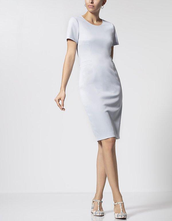 Elegante kleider knielang heine