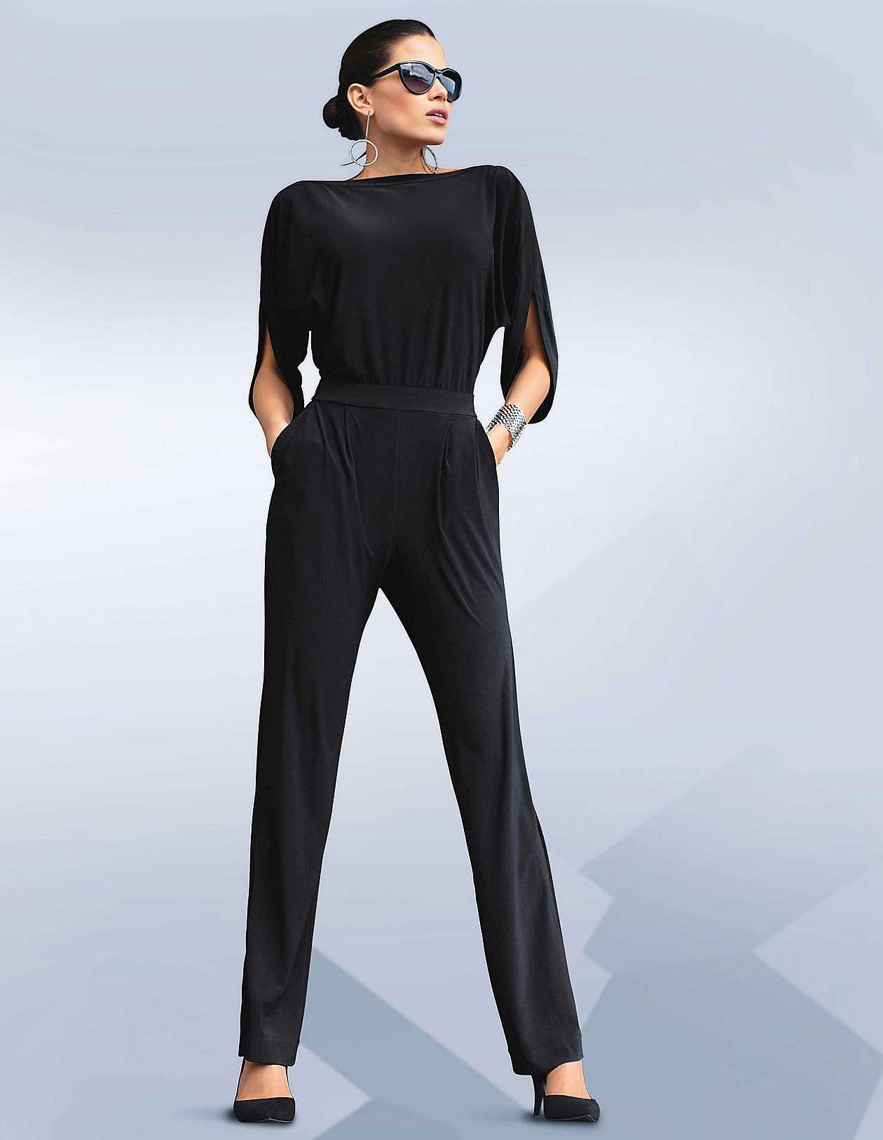 stylistisches Aussehen Original modische Muster Festliche Jumpsuits und elegante Overalls für Damen ...