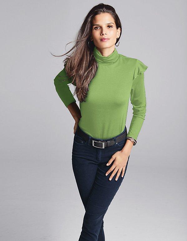 new arrival 0a216 2a6de Langarmshirts für Damen in großer Auswahl | MADELEINE Mode